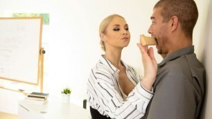 Sarah Vandella Teaches A Girls To Please One's Husband: Part 3