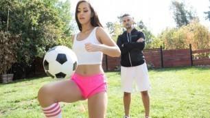 Alina Lopez Always Trains Hard In Practice Makes Purrrrfect