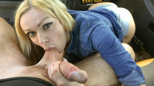 Fake Taxi - Amber Jayne Proved Just How Much She Wants The Job