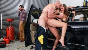 Reality Kings - Mechanic Fucked My Wife Cassidy Banks