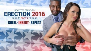 Busty Nikki Benz With New Candidate In ZZ Erection 2016: Part 2