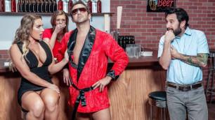 The Gang Makes A Porno With Busty Cali Carter: A DP XXX Parody Episode 3