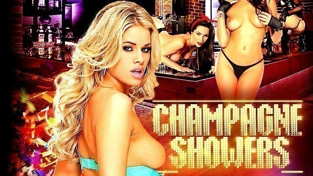 Digital Playground - Babes Alektra Blue, Breanne Benson And Other In Champagne Showers