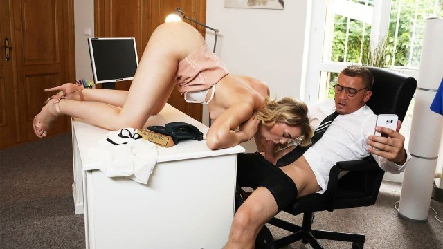 Fakehub Originals - Anny Aurora Tells Her 'Daddy' That She's Been Naughty