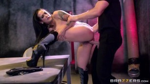 katrina jade New Sexy approach of interrogation of suspects