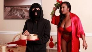 Brazzers - Valentine's Day With Layton Benton It's A Whorerror Story