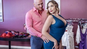Brazzers - Blair Williams Paid With Her Body In Paying Up