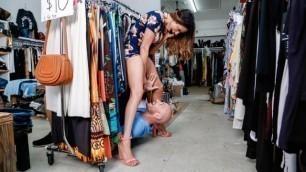 Reality Kings - Tight Ariella Ferrera's Pussy Off The Rack